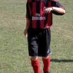 Kosta Mihajlović sa loptom